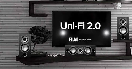 Elac Uni-Fi 2.0 UC52