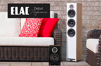 Elac Debut Reference DFR62