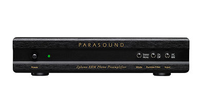 Parasound Zphono XRM